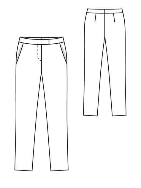 """81040311 2417575598484312 5005308642845523968 n - II Moduł: Spodnie damskie """"5 w 1"""""""